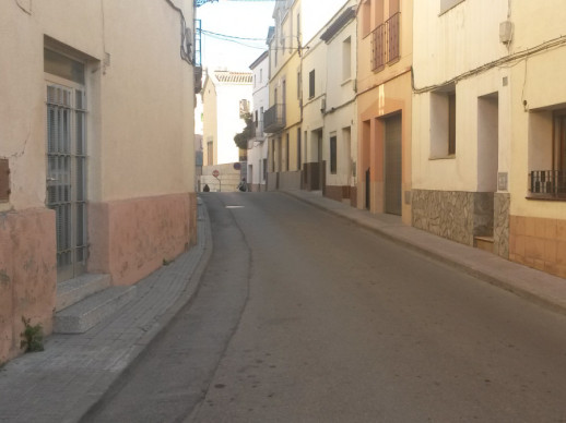 Carrer Major d'Abrera