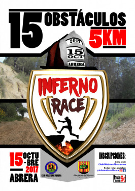 Cartell cursa infierno obstacle