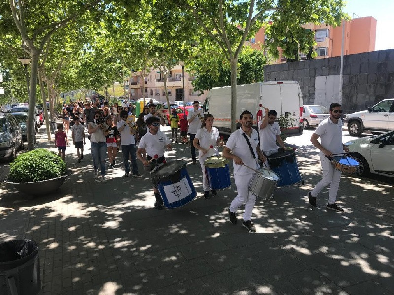 El barri de Can Morral celebra la seva primera Festa Major