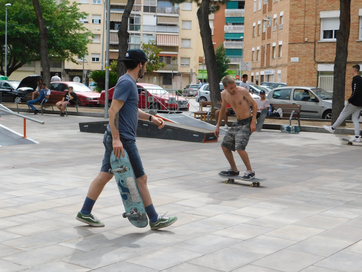 Game of Skate d'Abrera 2018!