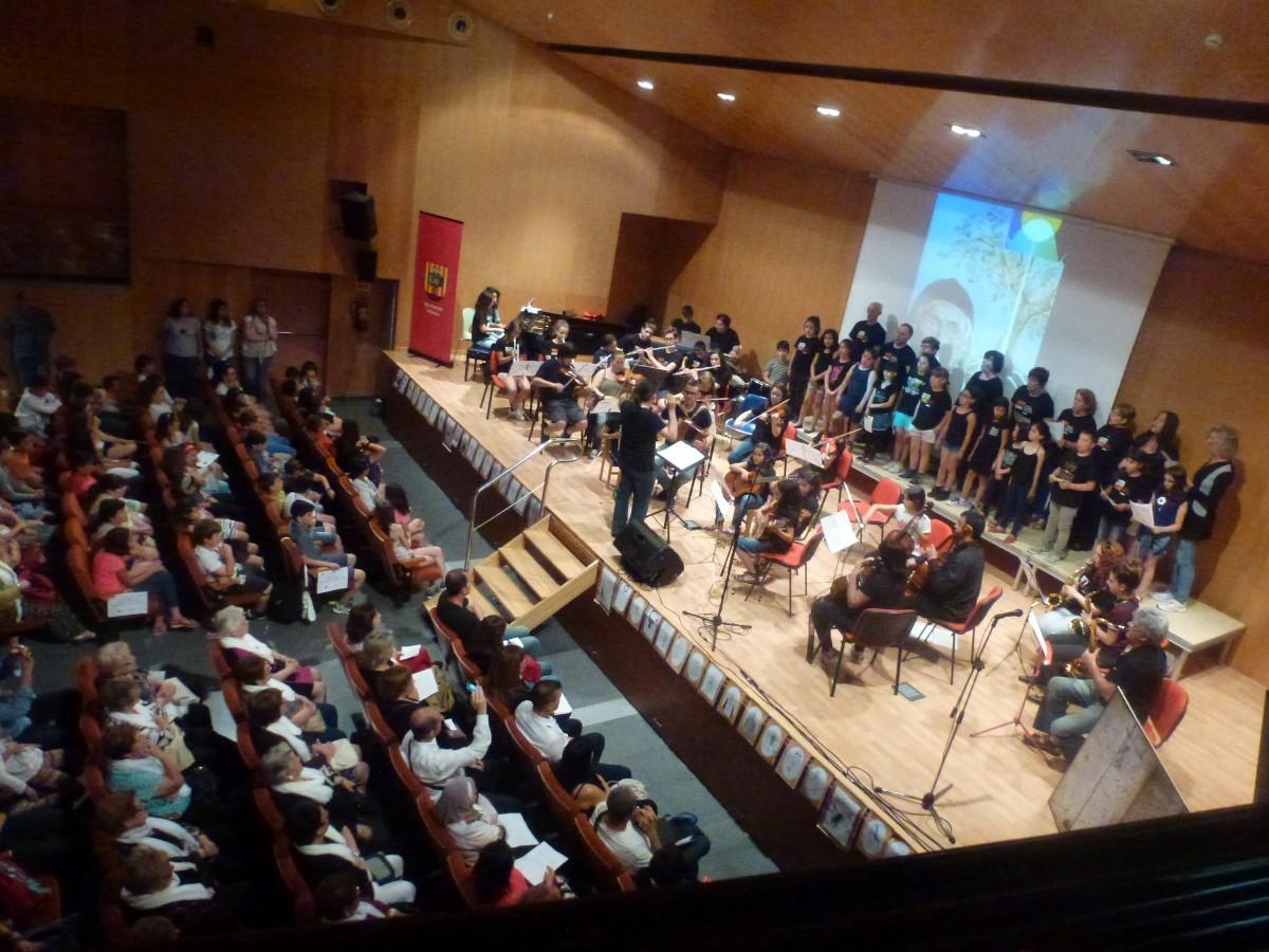 Resultado de imagen de escola municipal de musica abrera