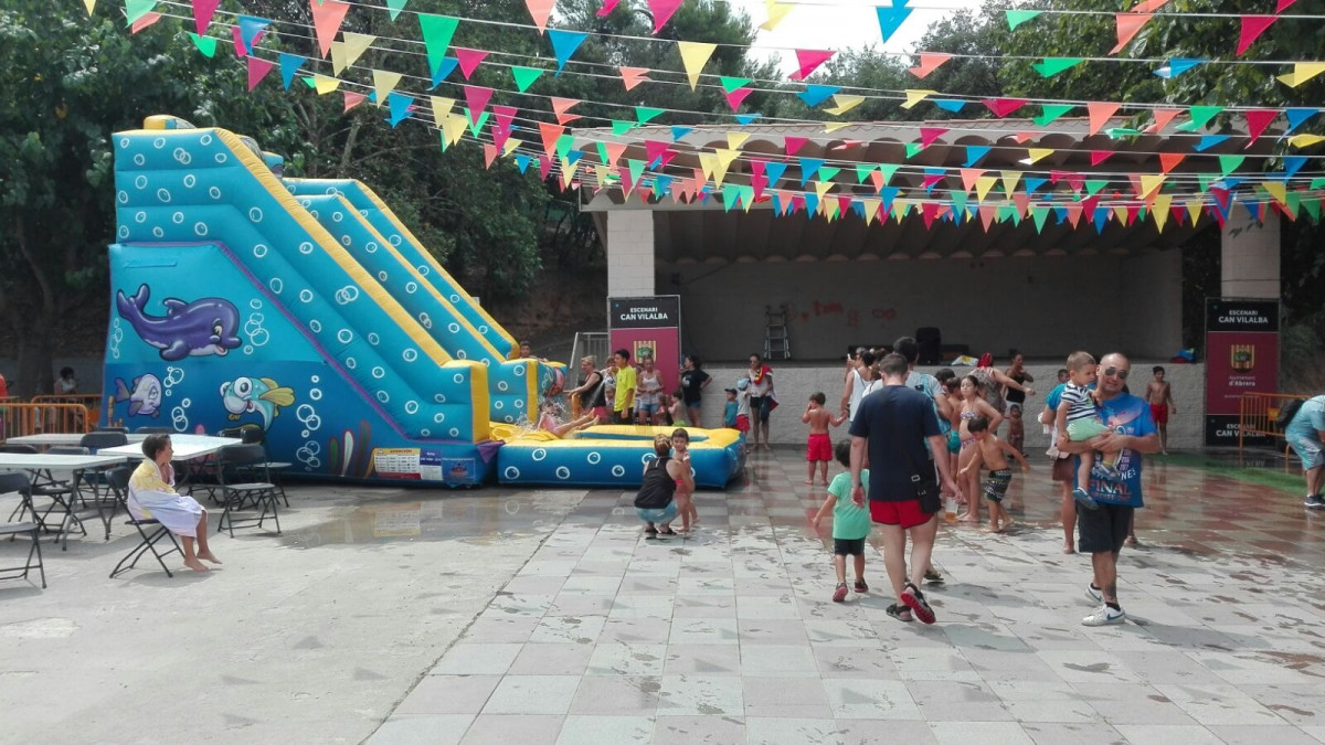 Festa Major Can Vilalba 2017